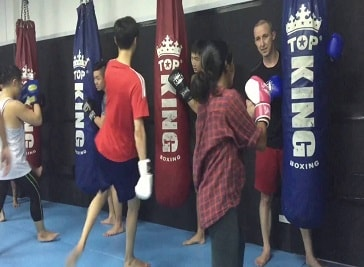 Fighter Fitness Singapore - Pioneer in Singapore