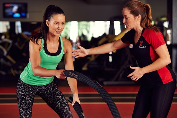 Fitness in Singapore