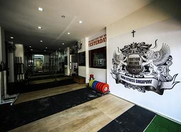 Iron Fitness Singapore in Singapore