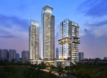 Keppel Land Limited in Singapore