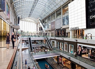 The Shoppes in Singapore