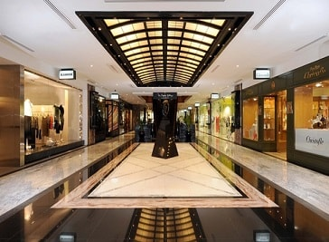The Shopping Gallery Hilton Singapore in Singapore