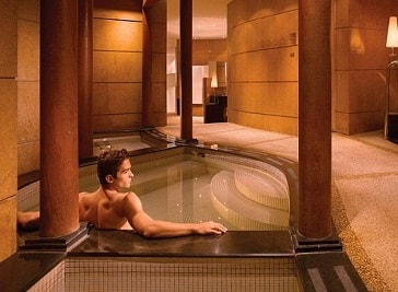 Willow Stream Spa at Fairmont Singapore in Singapore